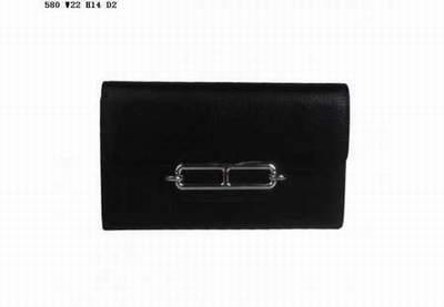 f18d0a60e050 portefeuille en cuir noir n 1282,portefeuille hermes la halle,traduction  portefeuille de marques